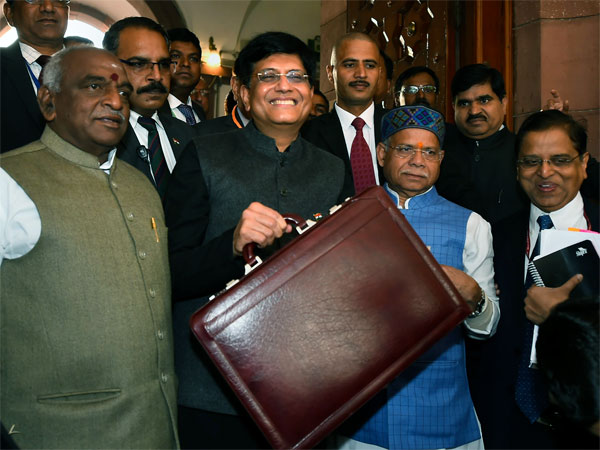 An interim budget that seeks a potential electoral dividend