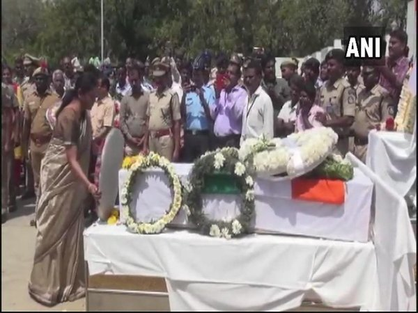Martyr C Sivachandran from Tamil Nadu