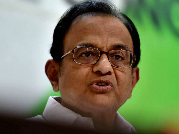 Govt 'obilged' to answer charge of intelligence failure in Pulwama attack: Chidambaram