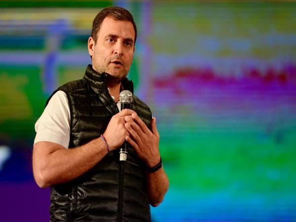 Modi govt doesn't want to accept 'job crisis', says Rahul Gandhi