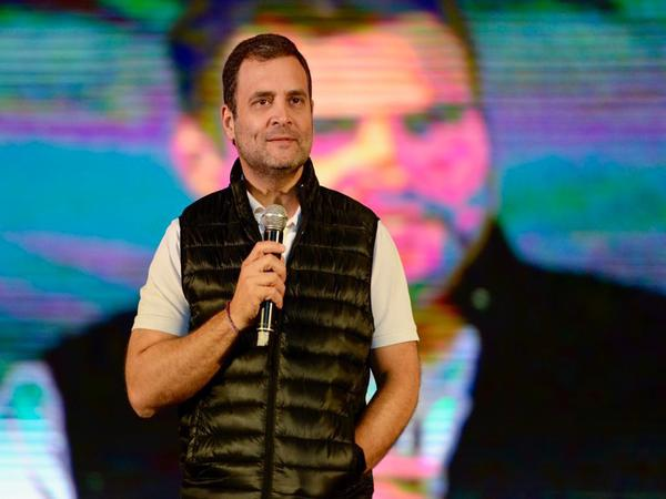 Rahul Gandhi promises 'martyr' status for jawans, if Cong voted to power