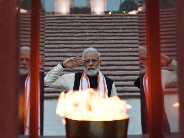 PM dedicates National War Memorial; calls it symbol of soldiers sacrifice and courage