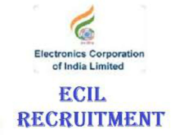 ECIL 2019: Walk-in interview for 115 Graduate Engineer Apprentices