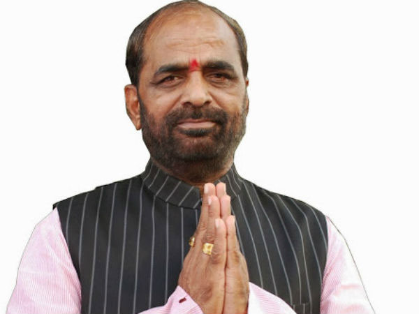 File photo of Minister of State for Home Hansraj Ahir