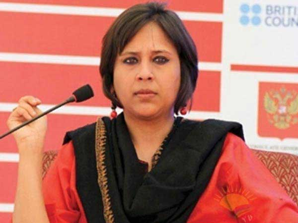 File photo of journalist Barkha Dutt