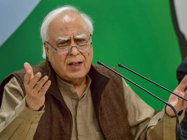 Governments lies exposed, says Congress leader Kapil Sibal