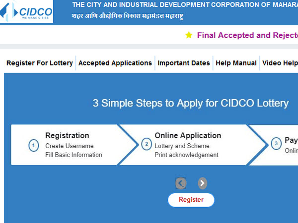 CIDCO Lottery 2019 Results to be announced today, check your tickets