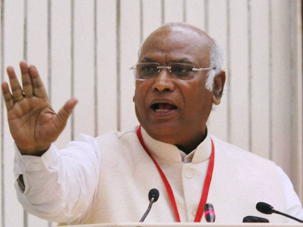 'Paying bribe to voters': Kharge