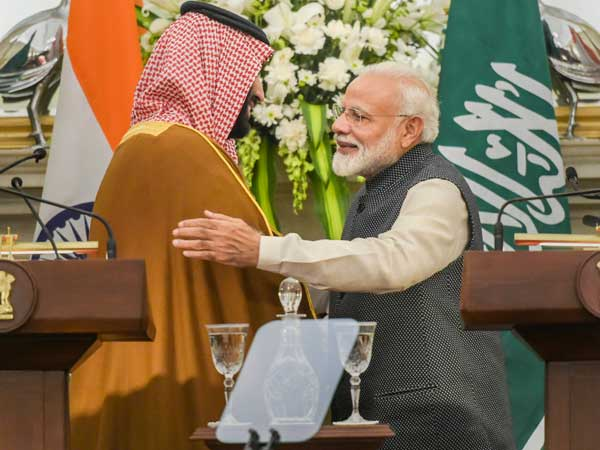 National interest vs hugplomacy: Congress questions Modi on Saudi crown prince MBS