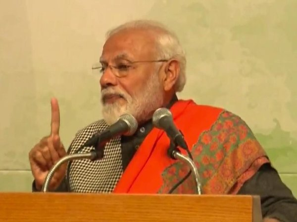 India should be among top 3 countries in 15 years, that's our aim: Modi