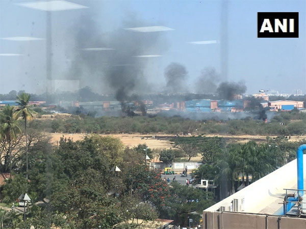 IAFs Mirage 2000 fighter plane crashes in Bengaluru, one pilot dead