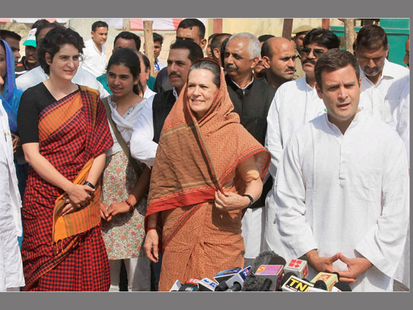 Indira's room in Lucknow, Rahul's in Delhi, Priyanka set to take centre stage