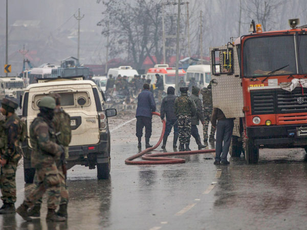 US condemns Pulwama attack in strongest terms