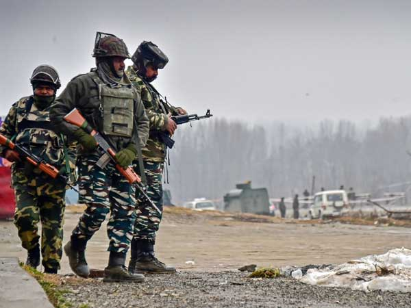 Pulwama attack: Complete list of martyred CRPF jawans