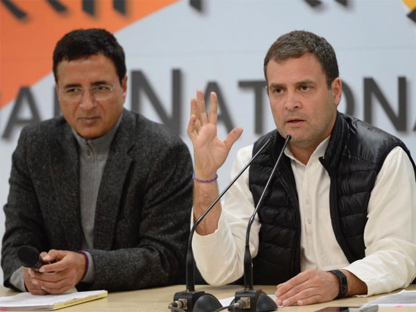 CAG report doesnt mention dissenting note, not worth paper its written on: Rahul