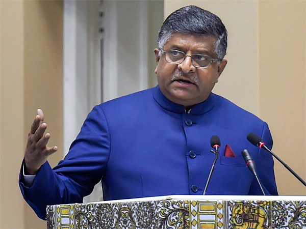 What would be Law Minister Ravi Shankar Prasad's priorities