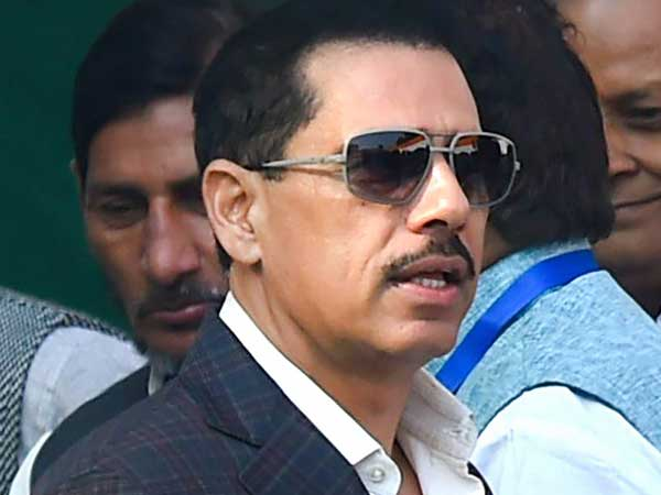Robert Vadra down with 'food poisoning', unable to attend ED questioning