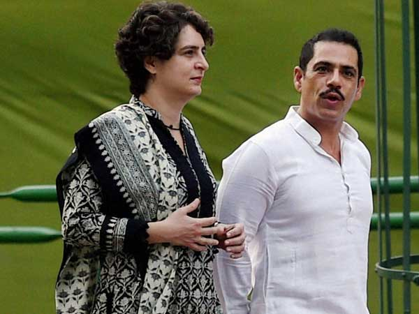 Robert Vadra hints at joining politics? Check out his Facebook post