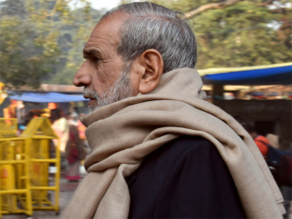 Former Congress leader Sajjan Kumar . PTI file photo