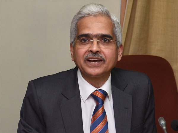 Reserve Bank of India (RBI) Governor Shaktikanta Das