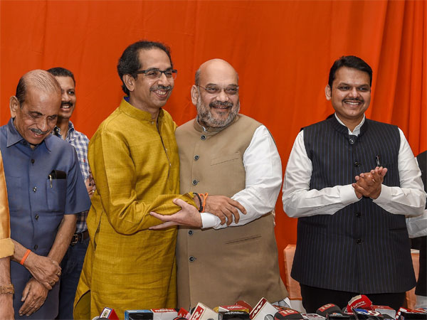 Why Shiv Sena agreed for an alliance with BJP