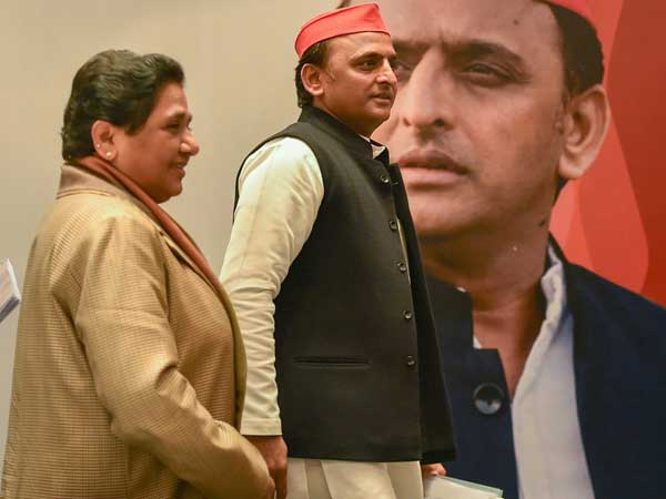BSP-SP form alliance in Madhya Pradesh for 2019 LS elections