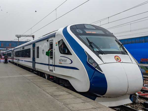 Delhi: Vande Bharat Express begins first commercial run, Tickets sold out for next 2 weeks