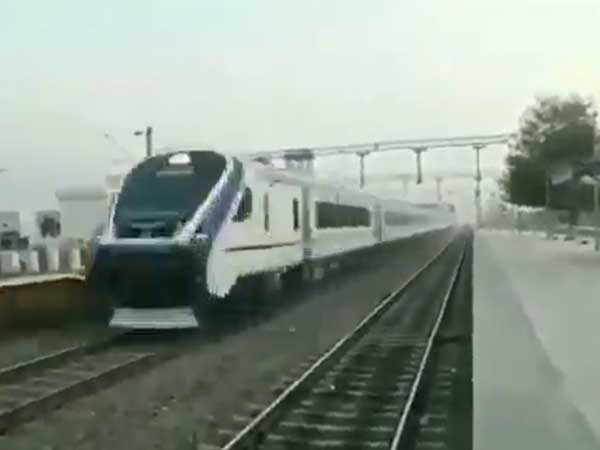 Piyush Goyal tweets Vande Bharat Express train video; faces condemnation for posting doctored one