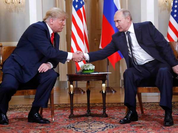 On North Korea's nuclear power, Trump said he trusted Putin more than anybody, reveals ex-FBI chief