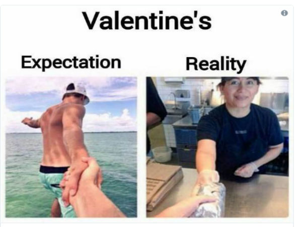 Valentines Day 2019: Heres hilarious memes for single folks