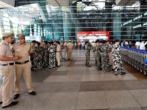 Amid, 'will hijack plane to Pakistan,' all Indian airports on very high alert
