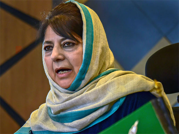 Mehbooba condemns Hurriyat leaders' arrest, says 'You can't not imprison ideas'