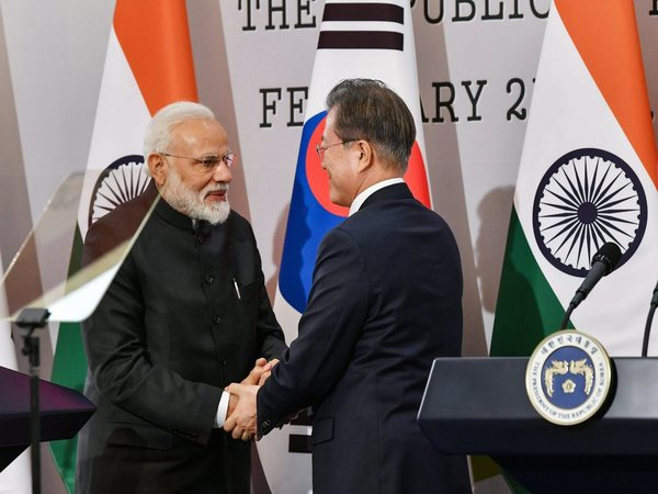 Modi in Seoul: India, S Korea sign 6 agreements; Set to bolster ties in key areas