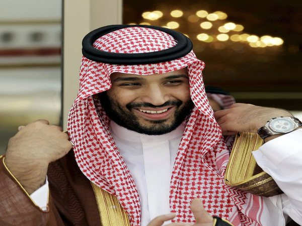 Saudi Crown Prince to visit India today, defence, trade deal; Pak-sponsored terror on agenda