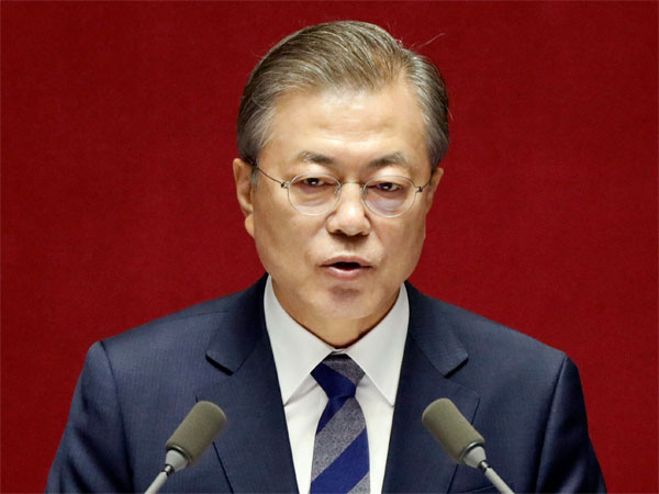 South Korea President Moon Jae-in lauds India ties before PM Modi's visit
