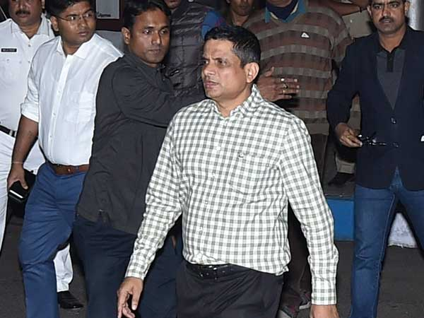Former Kolkata top cop seeks indefinite extension of time to file anticipatory bail