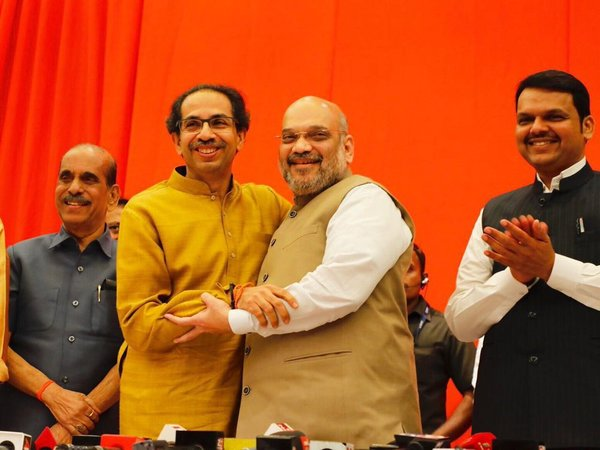 Lok Sabha polls: BJP to contest from 25 seats, Shiv Sena gets 23