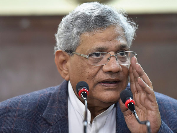 Modi's return to power will be 'death knell' for all constitutional institutions: Sitaram Yechury