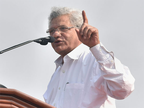 File photo of Sitaram Yechury