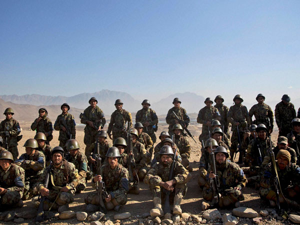 What after US departs? Afghanistan troops flee battle with Taliban, go missing