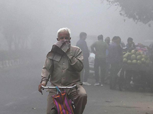 This city in UP is more polluted than Gurugram!