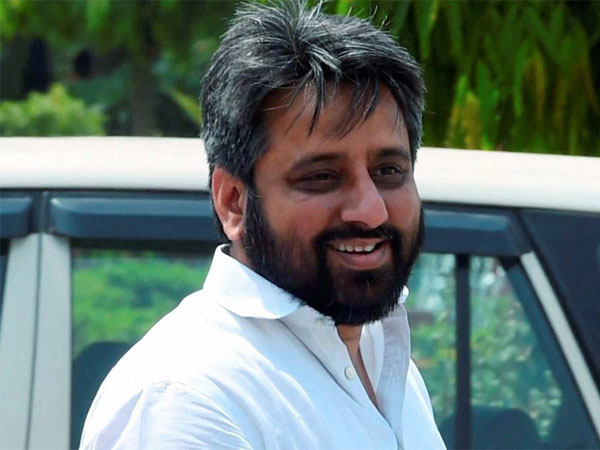 AAP MLA Amanatullah Khan. PTI file photo