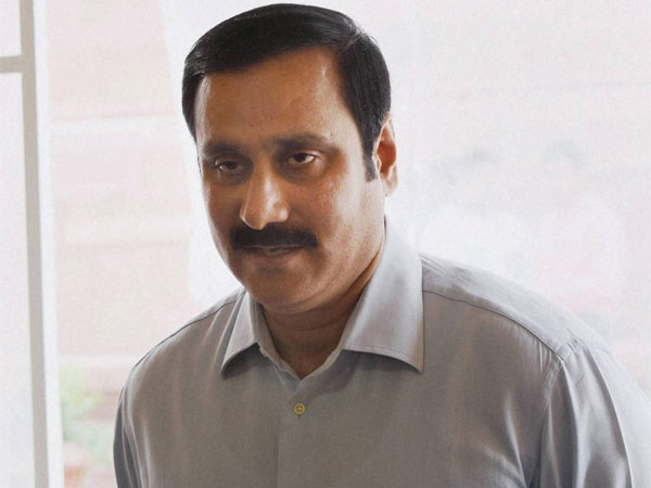 PMK leader and Former Union Health Minister Anbumani Ramadoss