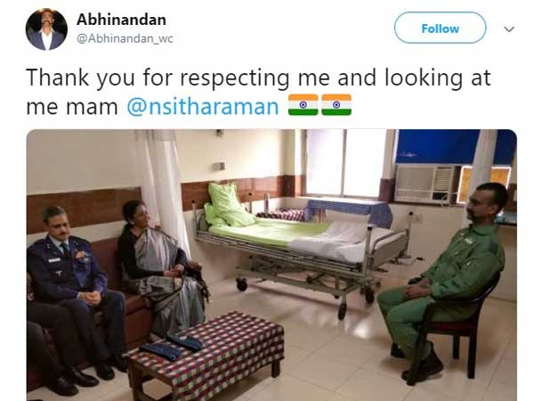 Twitter blocks fake accounts named after IAF pilot Abhinandan Varthaman
