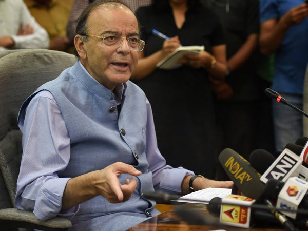 Chinas stand unchanged as it wants economic control in Pak, says Jaitley