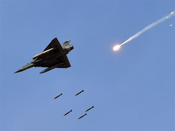 Balakot strike: S-2000 smart bombs penetrated targets, caused blast inside