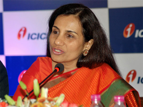 Former ICICI Bank MD & CEO Chanda Kochhar. File photo