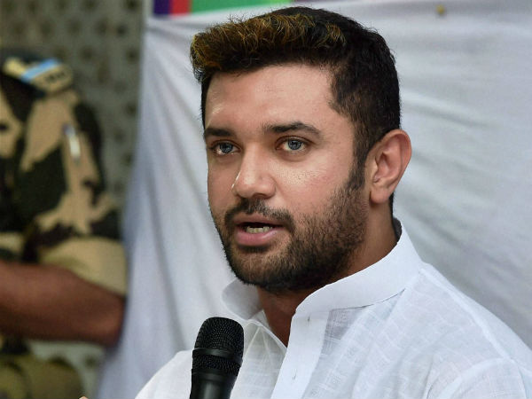 Oppositions grand alliance turning out to be illusion: Chirag Paswan