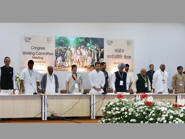 'No sacrifice too big to win battle', says Rahul Gandhi after key Congress meet