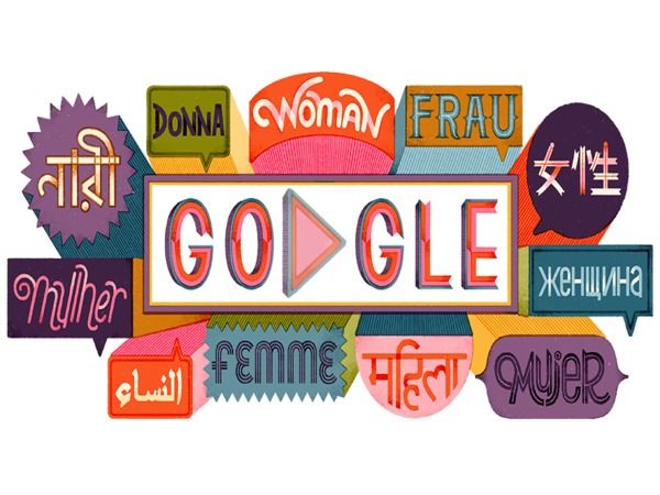 Google dedicates interactive Doodle made by women on International Women's Day 2019